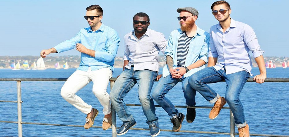 Top Summer Style For Men You Must Buy 6 لباس ضروری برای داشتن بهترین استایل مردانه روزمره مدل لباس