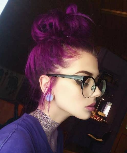 رنگ مو فانتزی