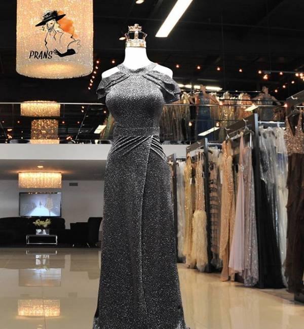 مدل لباس نیم تنه دامن مدل لباس مجلسی لمه و شنی در انواع رنگ و طرح + تصویر