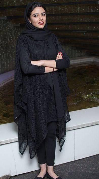 مدل لباس ماهور الوند، تیپ ماهور الوند، مدل مانتو ماهور الوند