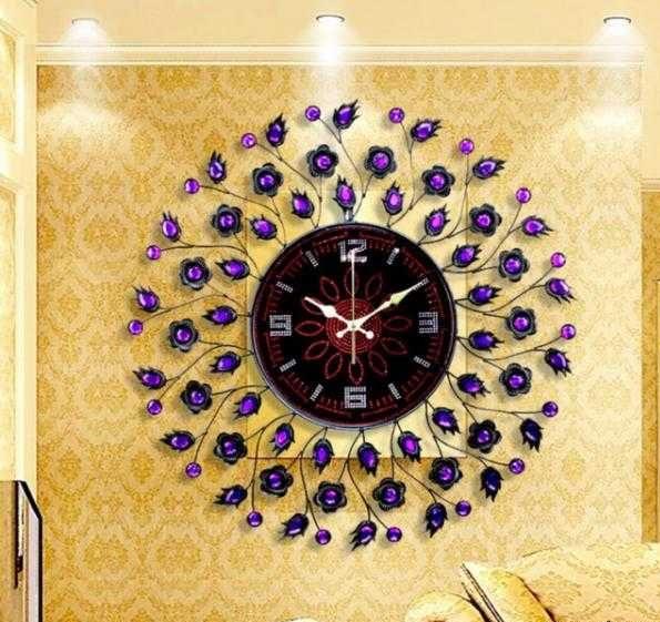مدل ساعت دیواری بزرگ
