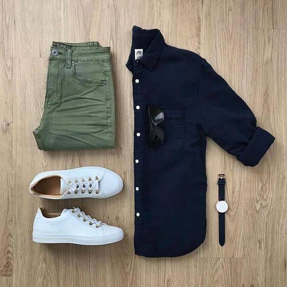 tip moharami 7 تیپ ماه محرمی مردانه | ست پیراهن و شلوار مردانه برای ماه محرم مدل لباس