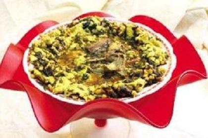 آموزش و روش تهیه قلیه تخم مرغ با روشی آسان