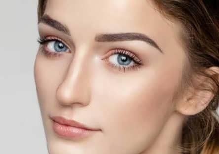 مدل ابرو اسپرت جدید برای صورت های کشیده، گرد و بیضی