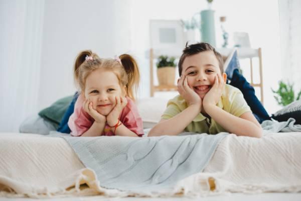 فاصله سنی بین دو فرزند چند سال باید باشد