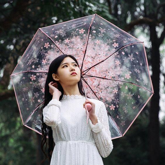 ژست عکاسی زیر باران {hendevaneh.com}{سایتهندوانه} - Zhest Akasi 4 - ژست عکاسی زیر باران با چتر و یا بدون چتر عکس های هنری زیبای بارانی