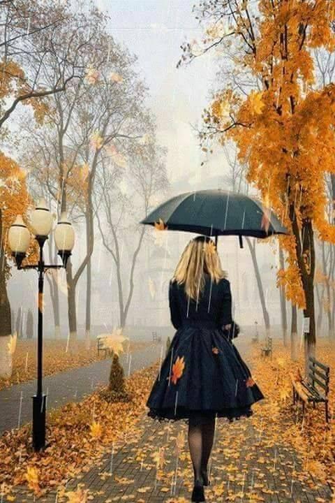 ژست عکاسی زیر باران {hendevaneh.com}{سایتهندوانه} - Zhest Akasi 7 - ژست عکاسی زیر باران با چتر و یا بدون چتر عکس های هنری زیبای بارانی