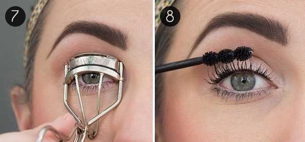 آموزش تصویری آرایش جذاب برای درشت کردن چشمان ریز {hendevaneh.com}{سایتهندوانه} - cheshm riz 4 e1537176967165 - آموزش تصویری آرایش جذاب برای درشت کردن چشمان ریز