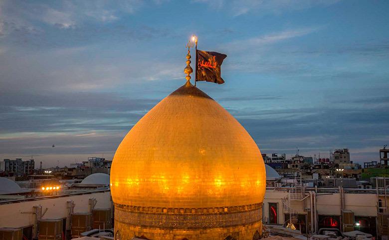 karbala 10 عکس های بسیار زیبا از حرم امام حسین عکس