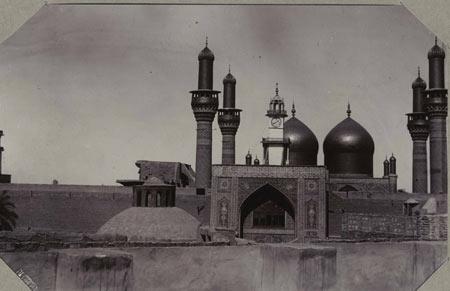 karbala 12 عکس های بسیار زیبا از حرم امام حسین عکس