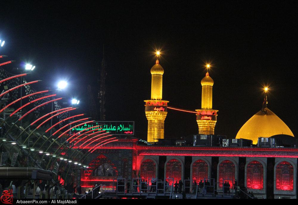 karbala 3 عکس های بسیار زیبا از حرم امام حسین عکس