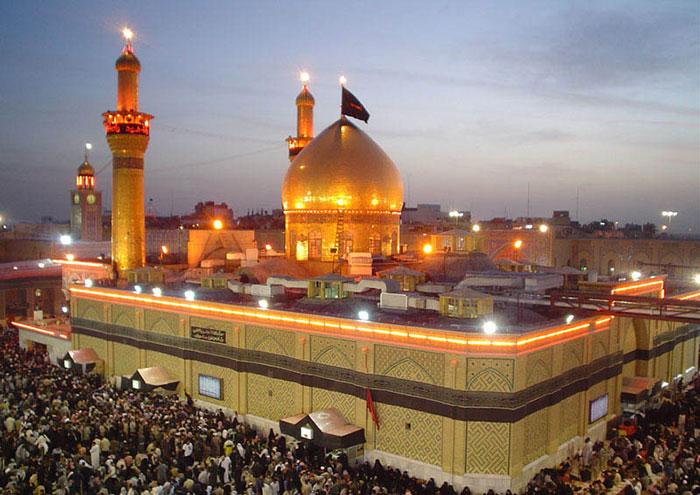 karbala 4 عکس های بسیار زیبا از حرم امام حسین عکس