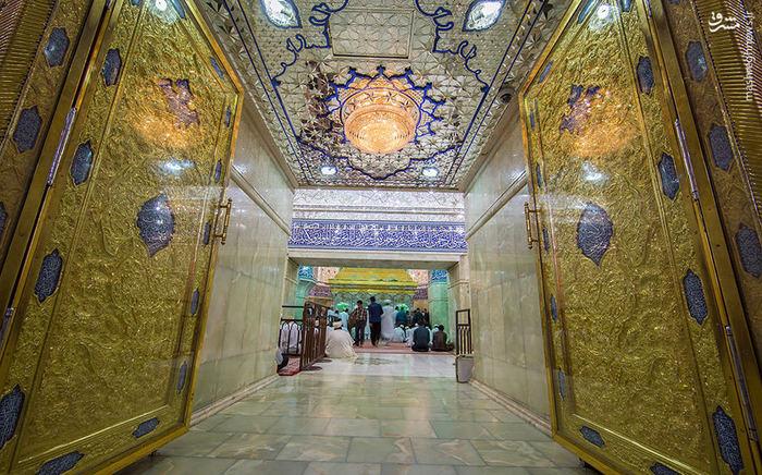 karbala 9 عکس های بسیار زیبا از حرم امام حسین عکس