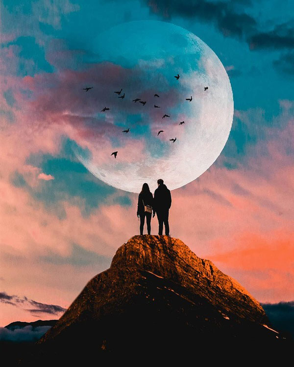 love photo 12 عکس عاشقانه دونفره بدون متن عکس
