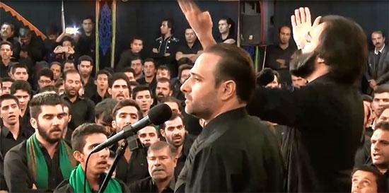 نوحه الله الله مصطفی محسن زاده مداحی متفاوت و زیبا در شهر یزد
