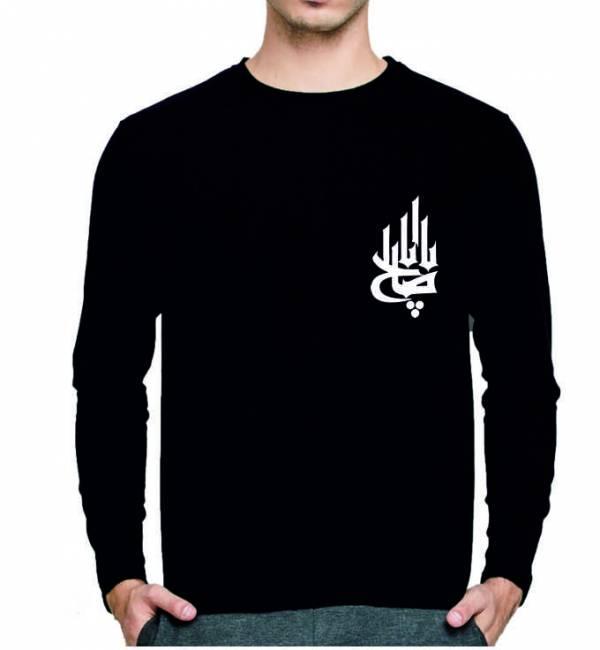 tshirt 6 مدل های تیشرت مشکی مردانه محرمی پسرانه با طرح های زیبا و یا حسین مدل لباس