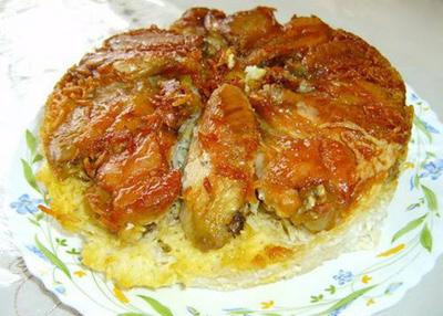 آموزش و طرز تهیه ارمنی پلو با مرغ غذای بسیار لذیذ
