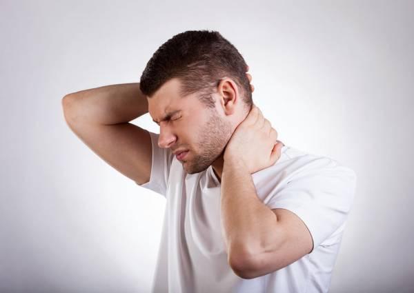 درد پشت سر
