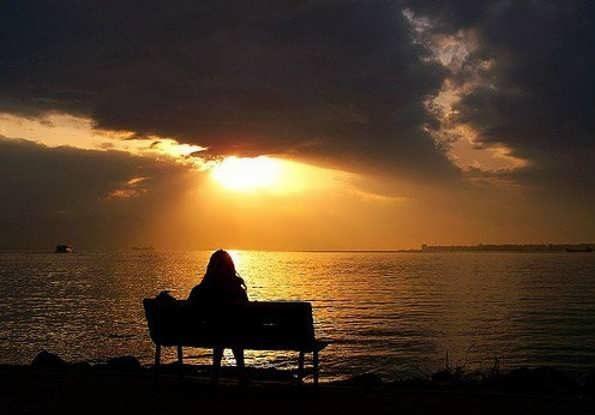 tanhaie 16 e1540502261417 عکس تنهایی غمگین؛ عکس های نشان دهنده تنهایی شما عکس
