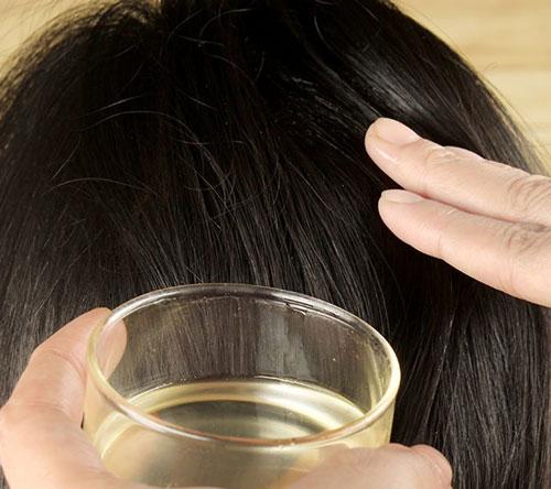 سرکه سیب برای مو, از بین بردن مشکلات مو با سرکه سیب