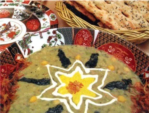 طرز تهیه غذای سنتی آش مصطفی اراک غذای محلی اراک
