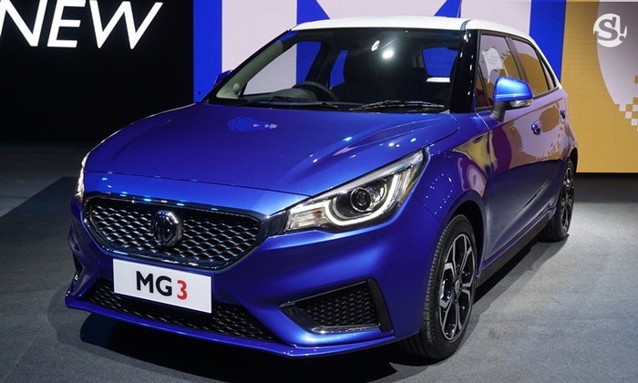 ام جی 3 (MG 3)