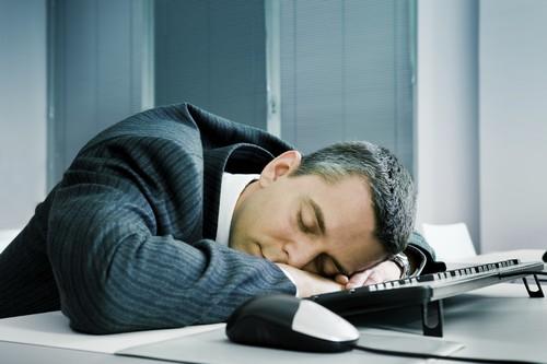 رفع خواب آلودگی در محیط کار