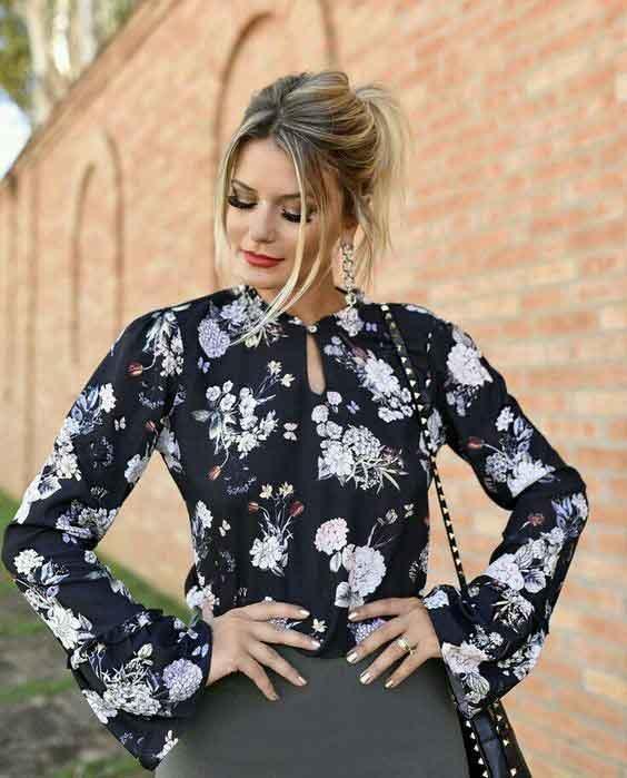 مدل بلوز زنانه مجلسی {hendevaneh.com}{سایتهندوانه} - Womens blouse 16 - مدل بلوز زنانه مجلسی؛ شیک ترین مدل های بلوز مجلسی زنانه زیبا