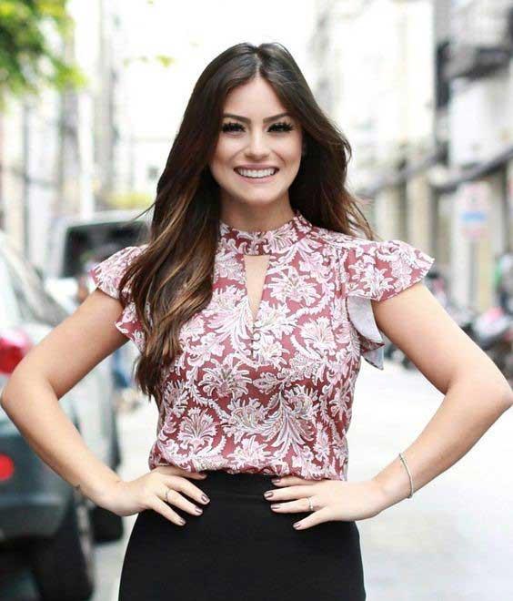 مدل بلوز زنانه مجلسی {hendevaneh.com}{سایتهندوانه} - Womens blouse 19 - مدل بلوز زنانه مجلسی؛ شیک ترین مدل های بلوز مجلسی زنانه زیبا