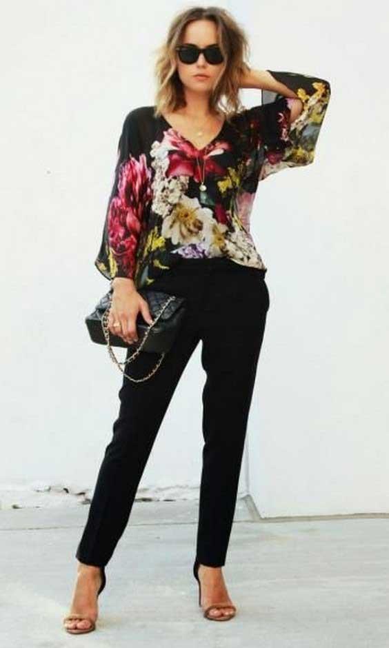 مدل بلوز زنانه مجلسی