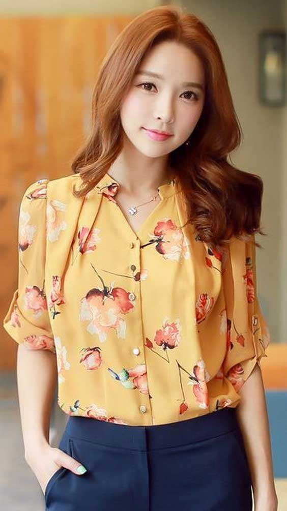 مدل بلوز زنانه مجلسی {hendevaneh.com}{سایتهندوانه} - Womens blouse 9 - مدل بلوز زنانه مجلسی؛ شیک ترین مدل های بلوز مجلسی زنانه زیبا