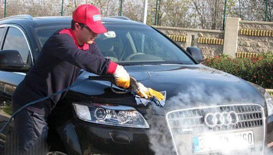 برق انداختن ماشین