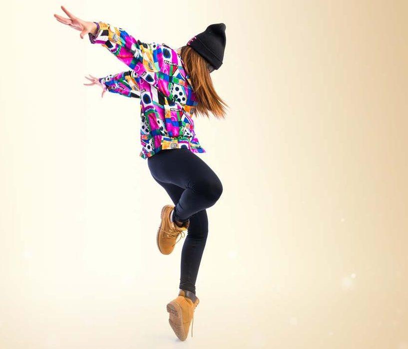 فواید رقص