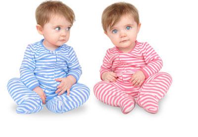 دوقلو شدن, بارداری دوقلو, حاملگی دوقلویی