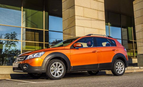 خودروی H30 Cross ؛ مشخصات اچ سی کراس، قیمت و عکس های اچ سی کراس