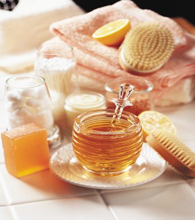درمان شقاق مقعد با عسل
