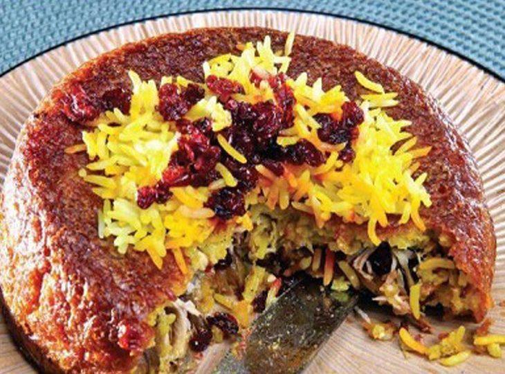 ته چین شیرازی