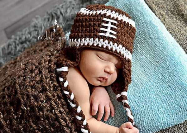 مدل کلاه بافتنی نوزاد دخترانه و پسرانه شیک و زیبا