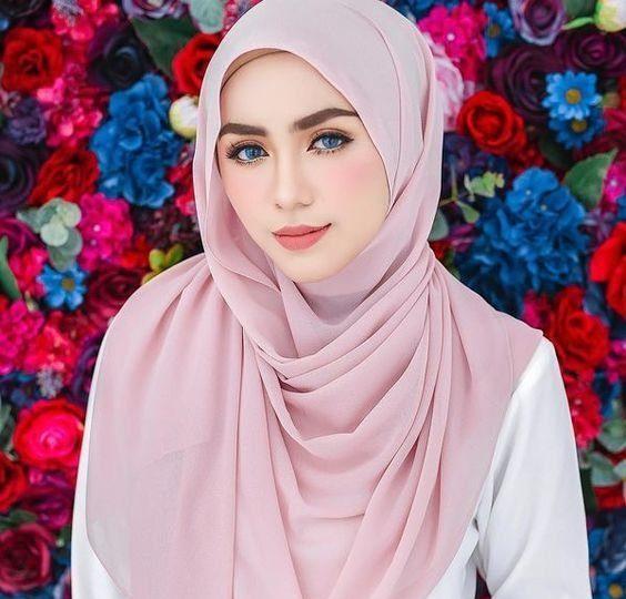 مدل روسری و شال