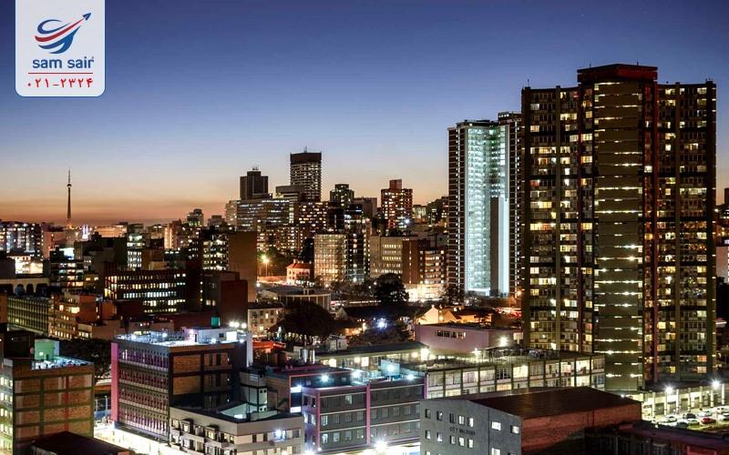 آفریقای جنوبی؛ سرزمین الماس