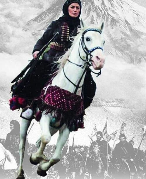 سریال بانوی سردار
