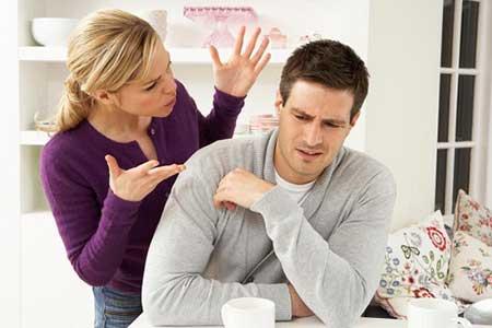 شوهر بی مسئولیت   روش برخورد با شوهر بی مسئولیت