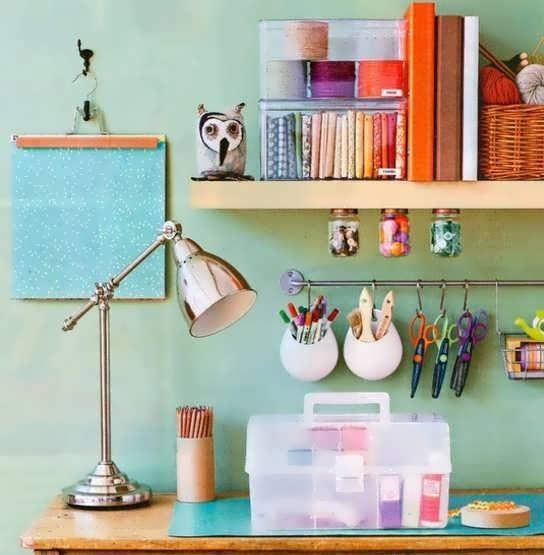 تزیین منزل با وسایل دور ریز و بدون استفاده