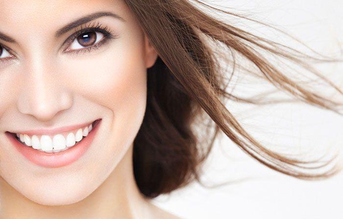 لبخند زیبای زنان