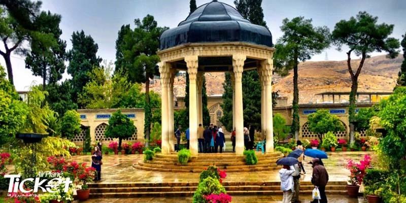 همه چیز در مورد شیراز