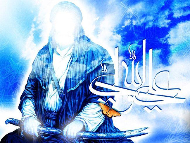 عکس پروفایل حضرت علی (ع) امام اول شیعیان | جملات زیبا از حضرت علی