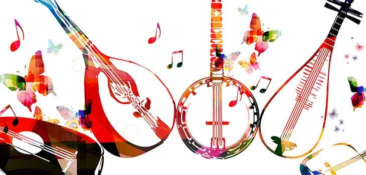 مقام های موسیقی ایران
