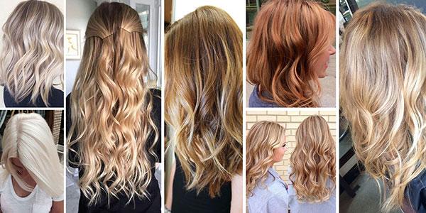 انواع رنگ | رنگ موهای شیمایی و طبیعی و انواع آن و نحوه انتخاب رنگ مو