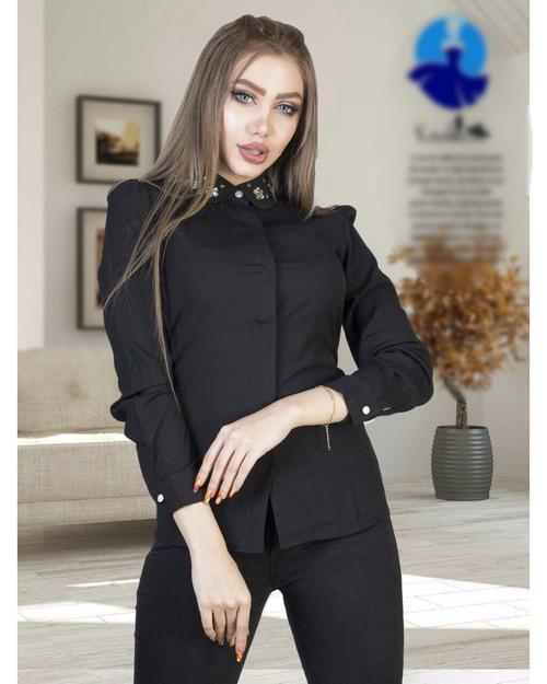 مدل شومیز مشکی