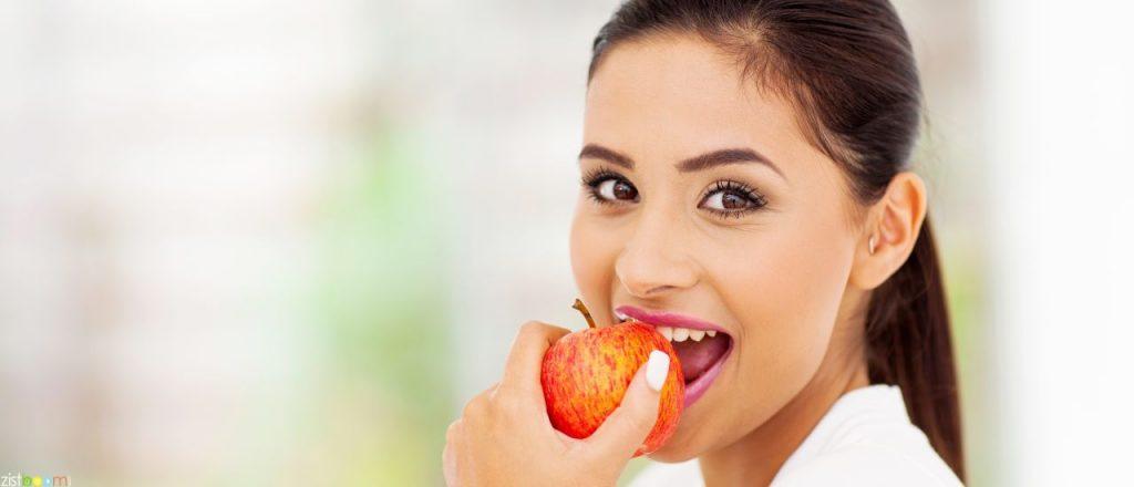 خوردن سیب به صورت ناشتا مفید است و باعث لاغری می شود؟